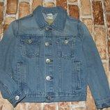 пиджак джинсовый голубой 6 лет большой выбор одежды