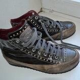 Брендовые итальянские деми ботинки Candice Cooper 38р.
