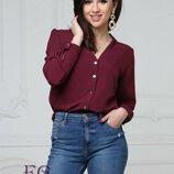 Женская блузка Камилла 6 расцветок