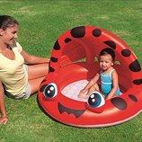 Бассейн 52189 Bestway надувное дно. Дитячий надувний басейн. Бассейн детский надувной.