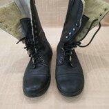 Продам в идеальном состоянии,фирменные deBijenkorf, крутые кожаные ботинки, 39 р.