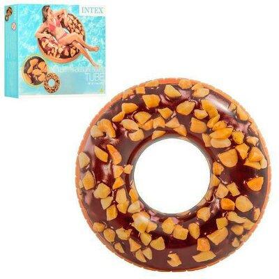 Круг пончик шоколад 56262