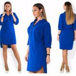 Женское платье-рубашка 057403