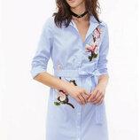 Женское платье-рубашка 022503 L XL