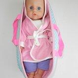 Кукла пупс Lissi Dolls 515 FE в люльке