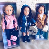 Кукла M 3920 Ника 48СМ. Лялька для дівчинки. Пупсик. Кукла для дівчинки