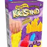 Песок кинетический KidSand мини 200 граммов