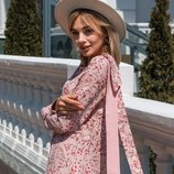 Красивое платье «Hollywood» шесть расцветок