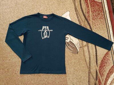Реглан р-р S, футболка с длинным рукавом