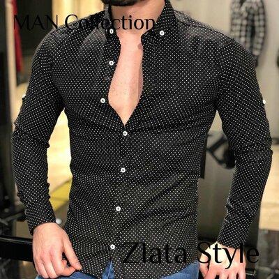 Рубашка Ткань Коттон, производство Турция Отменное качество Цвета белый, черный