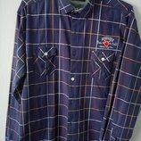 Стильная рубашка р. s-м DSQUARED