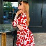 Красивое нежное платье 42 - 44
