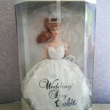 Коллекционная кукла Барби Wedding day Barbie 1996 год