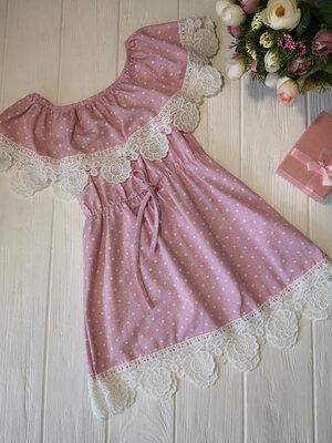 Акция Модное платье на девочку