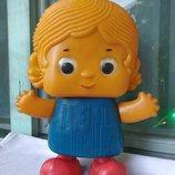 Кукла Ссср Топотушка завод Малыш