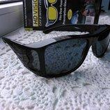 Окуляри антиблискові денні HD Vision очки антибликовые дневные