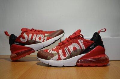 Кроссовки Nike 270 красные