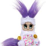 шикарная игрушка Зайка Пушистик Лили Bush Baby World Golden Bear Англия оригинал