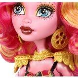 шикарная огромная кукла Монстер Хай Гулиопа Monster High Mattel Сша оригинал клеймо 42 см