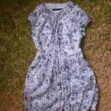Легчайшее платье для лета zara
