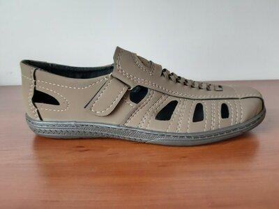 Мужские босоножки сандалии прошитые - чоловічі босоніжки сандалі прошиті
