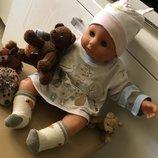 Набор комплект одежды для куклы пупса Анабель, Шу-Шу, беби борна 46-52 см