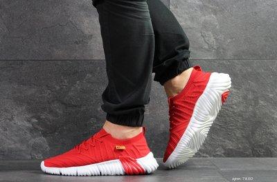 Nike кроссовки мужские демисезонные красные 7850