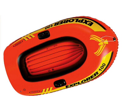 Лодка Explorer Intex 58329