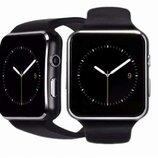 Смарт часы Smart Watch Phone X6 Black под Сим карту