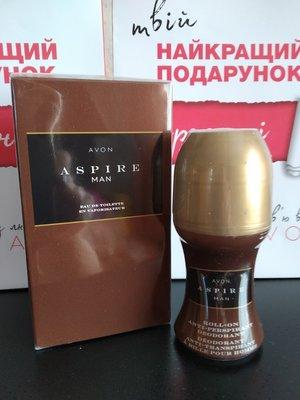 Набор для мужчин Avon Aspire Man