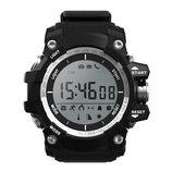 Спортивные умные часы XR05 черные 30 m водонепроницаемый 5АТМ