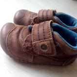 Немецкие кожаные туфельки 21 раз.