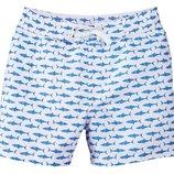 Пляжные шорты на 4-6 лет пр-во Германия супер качество плавки