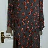 Вискозное платье лора эшли