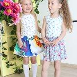 Яркие и пёстрые юбочки от Bright Berries
