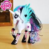 Фигурка Пони 14 См My Little Pony Принцесса Заката Мой маленький пони Игрушка для девочек Единорог