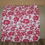 Котоновая юбка наш 54 размер от H&M, Англия