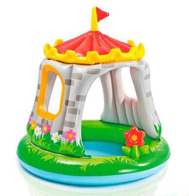 Детский надувной бассейн Королевский дворец Intex 57122