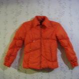 Куртка р.40-42, Pure Desire XS шикарное пуховичок на осень девочке худенькой