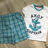 Костюм комплект для хлопчика шорти футболка польща