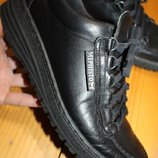 41 разм. Ботинки - туфли Mephisto. Кожа. Состояние новых длина по внутренней стельке - 27 см., шир