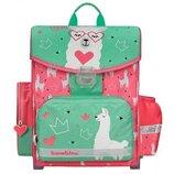 Рюкзак, пенал и сумка для обуви з принтом Лами