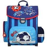 Школьний рюкзак ,пенал и сумка с принтом футбольного м'яча