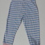 F&F. Пижамные штаны для девочки 2-3 года.