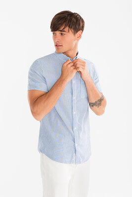 Хлопковая рубашка C&A Cunda