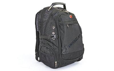 Рюкзак городской рюкзак офисный Victor 1517 47x31x24см, черный