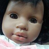 Кукла куколка лялька пупс винтажная редкая этническая афроамериканка