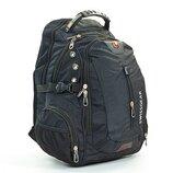 Рюкзак городской рюкзак офисный Victor 1521 44x30x23см, черный