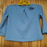Футболка блузка с длинным рукавом на 1 год