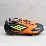 Футбольные бутсы Adidas F10 оригинал, размер 46 копочки, шиповки
